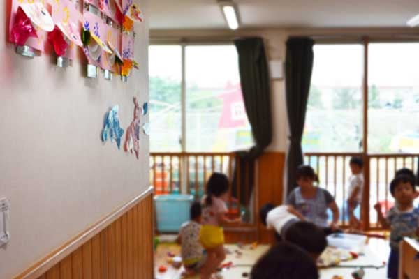 教室の様子