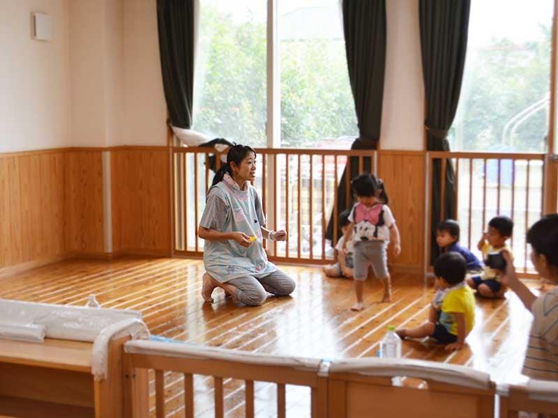幼児教室風景2